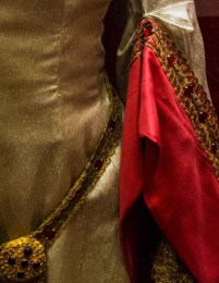 Maria Callas Macbeth costume