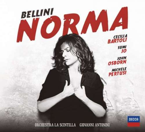 Norma Cecilia Bartoli 500x454 Bartolis back on the treasure trail with her Norma video