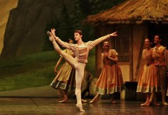 Claudio Coviello is promoted to primo ballerino at La Scala