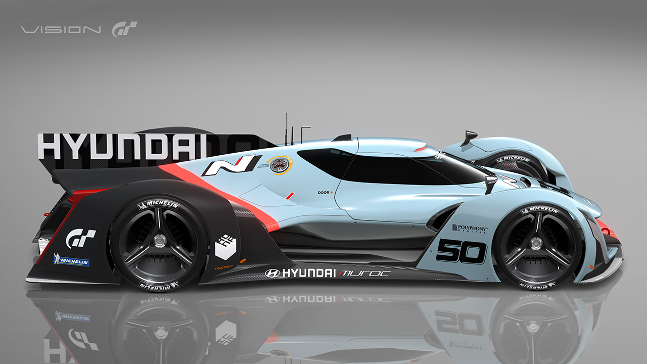 Sports Car 2015 Wallpaper 「ヒュンダイ N 2025 ビジョン グランツーリスモ」を発表 グランツーリスモ・ドットコム