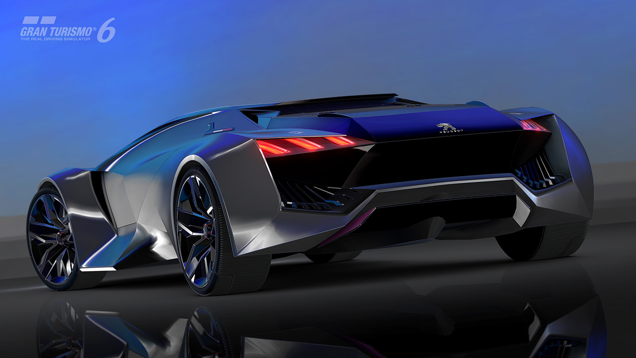 Mercedes New Cars Hd Wallpapers Peugeot Vision Gran Turismo Revealed Gran Turismo Com