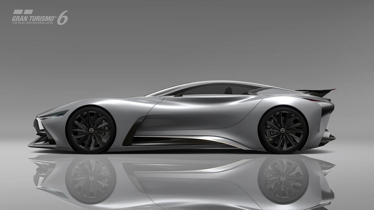 Introducing The Infiniti Concept Vision Gran Turismo