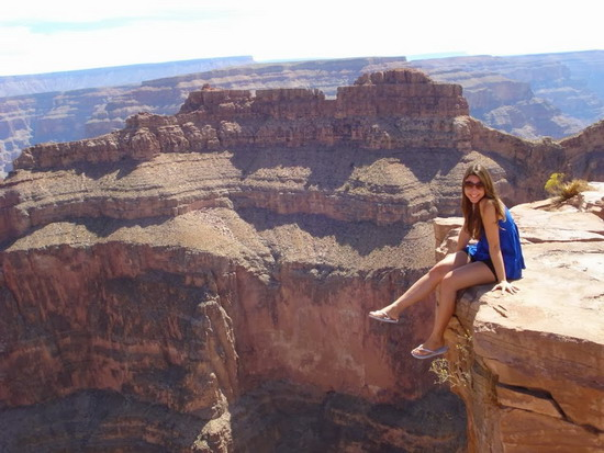 Why Is My Wallpaper Falling Off Photo Living On The Edge Of The Grand Canyon