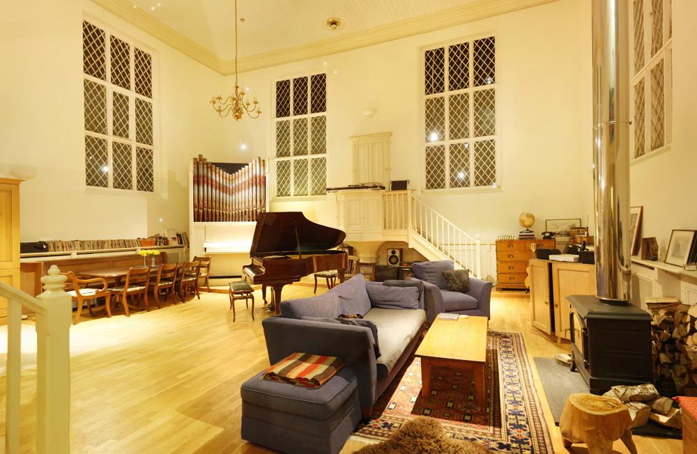 The Grand Chapel - Main Room