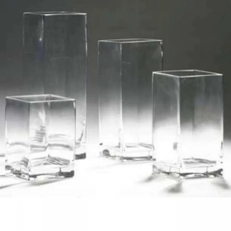 Fullsize Of Square Glass Vases