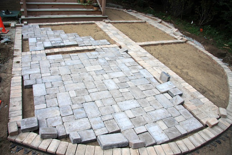 How To Install Patio Pavers - Modern Patio & Outdoor