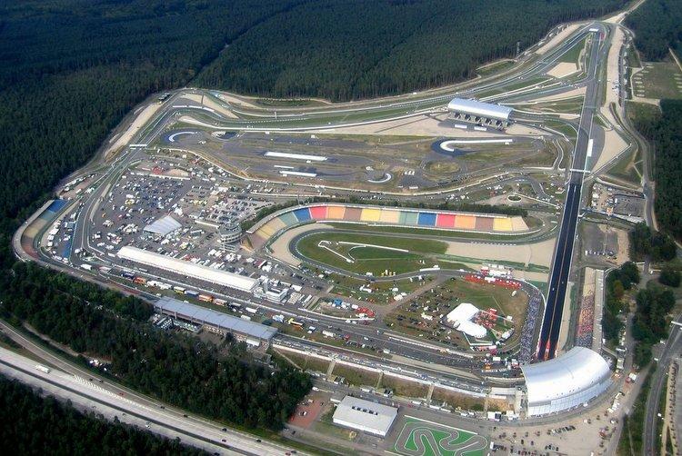 F1 2016 Német Nagydíj - A hétvége menetrendje