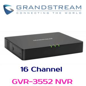 Grandstream GVR3552 NVR DUBAI