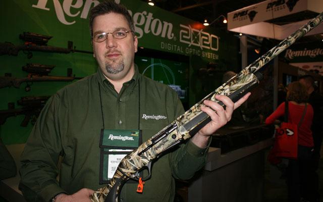 Remington Versa Shotgun