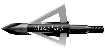 muzzy mx 3