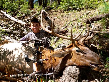 reed burres elk hunting