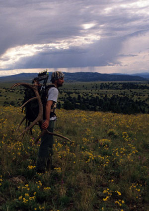 elk hunting back pack