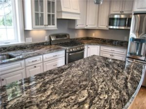 3 Types Of Granite Countertops Slab Tiled And Modular