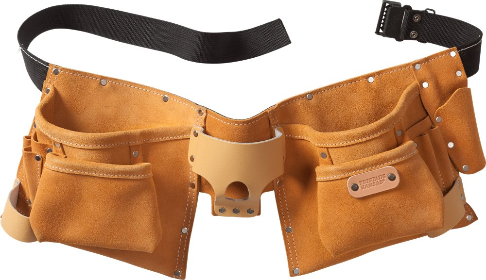 Snikki Leather Tool Belt 9321