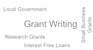 write a grant application