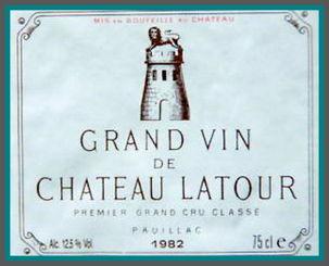 chateau latour 1982 label-001
