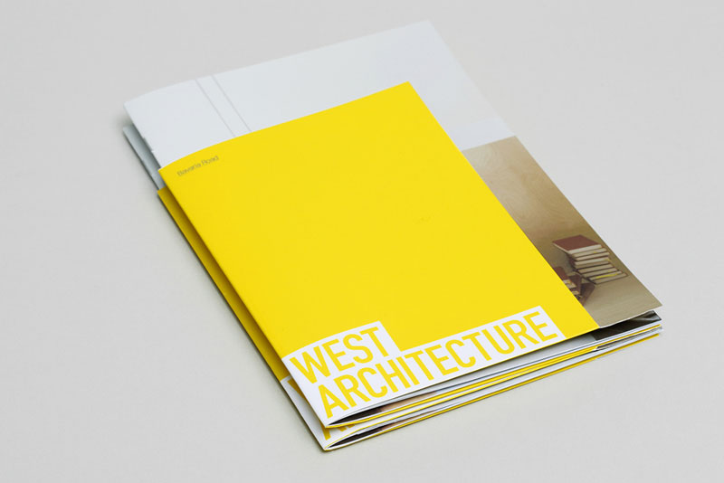 Graphic-ExchanGE - a selection of graphic projects - studio brochure