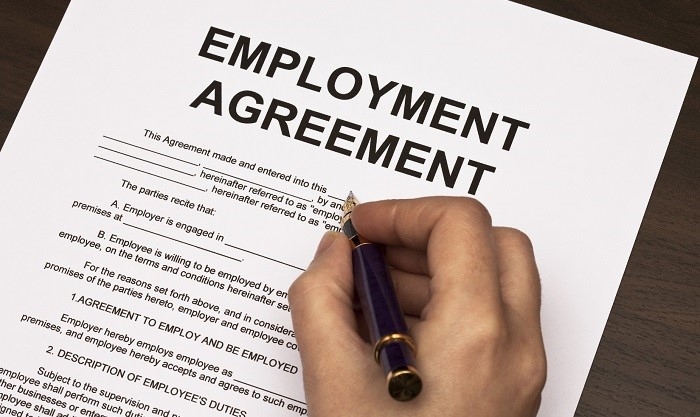 Employment contract types, rights and duties - Graphic Online