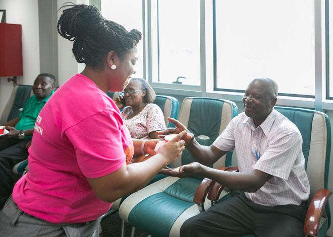 NDK, Trust Hospital organise free health screening in Tema - Graphic