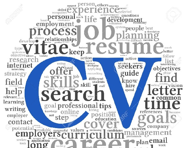The overused CV words that could cost you your dream job - Graphic