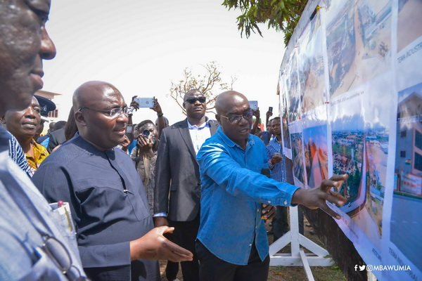 Work to commence on concrete road project in Tema - Graphic Online