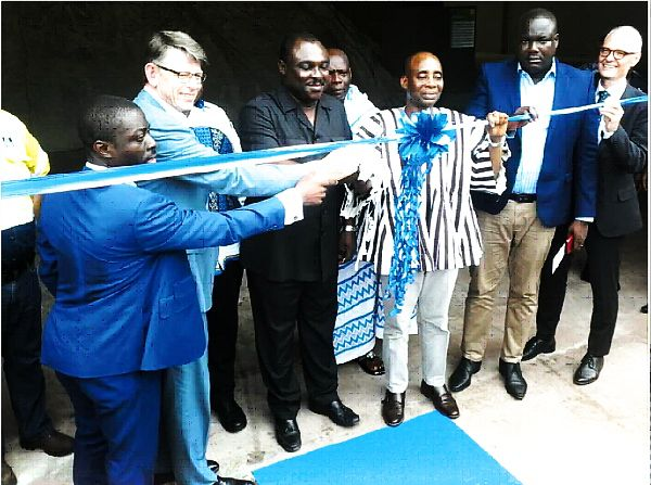 $15 Million fertiliser factory inaugurated in Tema - Graphic Online