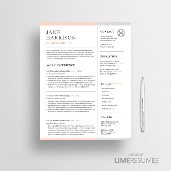 Listing Education Experience And Skills On Your Resume How To Design An Eye Catching Resume Graphicadi