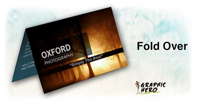 Waterproof Business Cards - Tear Resistant - Weatherproof - Graphic Hero