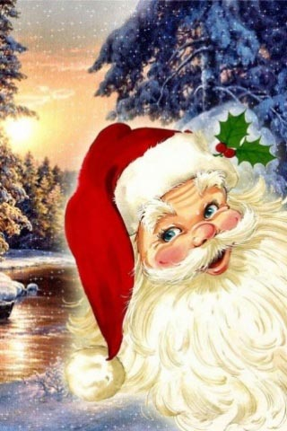 Free Xmas Wallpapers Animated 29 Christmas Iphone Wallpapers To Cheer You Up