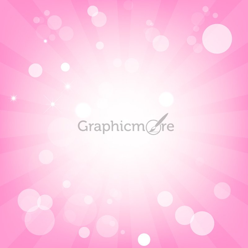 Soft Pink Background Design Free Vector File by GraphicMore