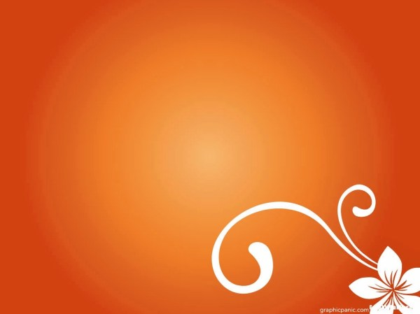 orange background powerpoint design. 1024 x 768.Apply Hairstyles Your Picture