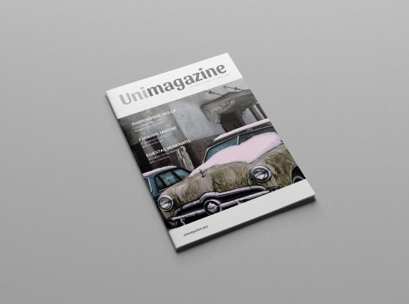 business portfolio cover page