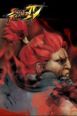 Facebook Street Fighter IV Akuma iPhone Wallpaper pictures, Street Fighter IV Akuma iPhone ...