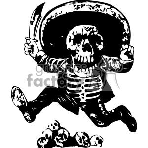 Tribal Girl Wallpaper Royalty Free Jose Guadalupe Posada Skull Art 1903 403112