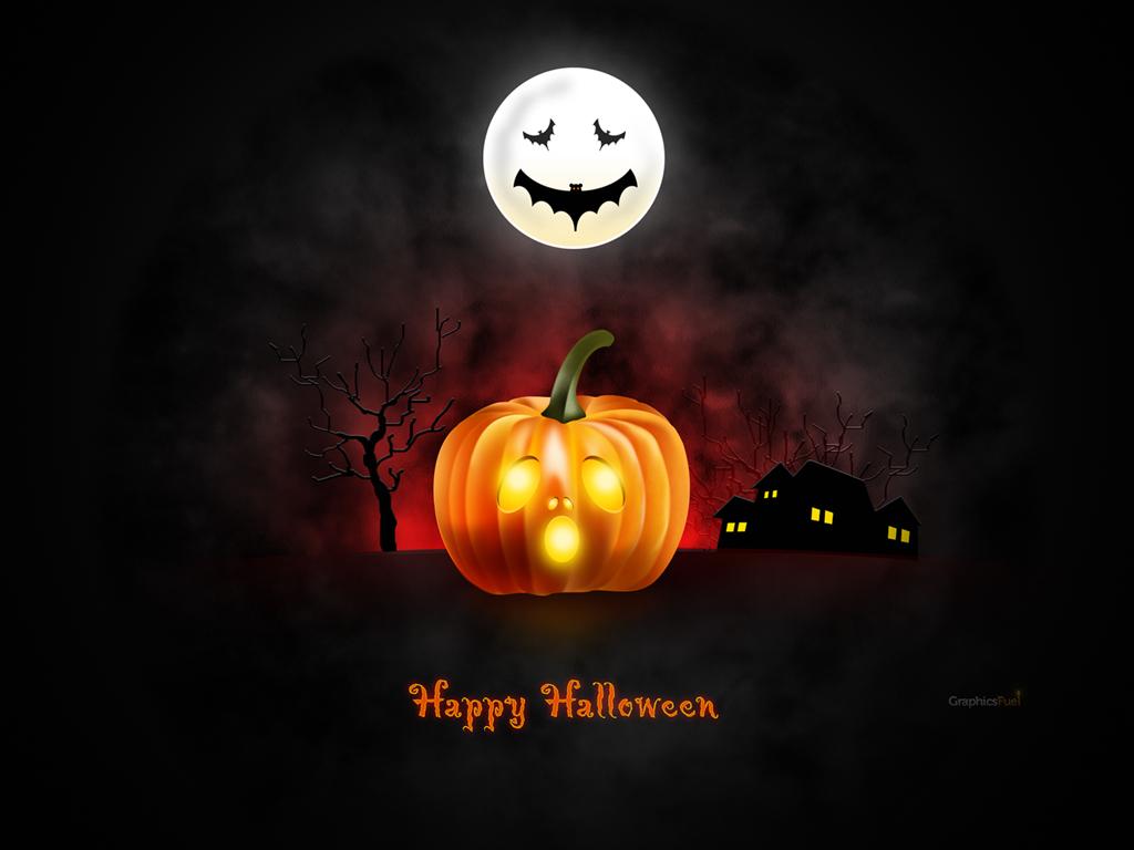 Fall Pumpkin Desktop Wallpaper Free Halloween Wallpaper For Desktop Ipad Amp Iphone Psd