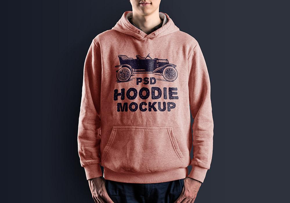 hoodie psd mockup