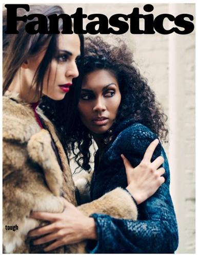 Fantastics Magazine Irvin Rivera