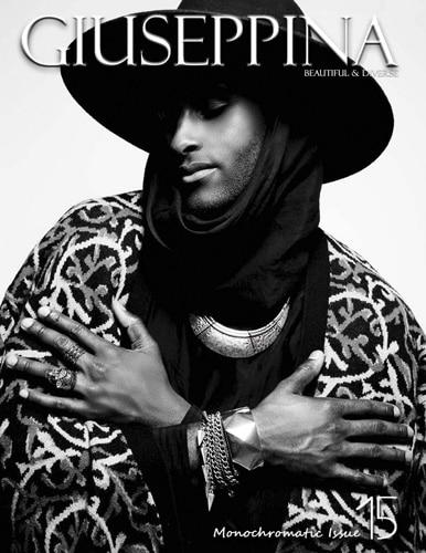 Giuseppina Magazine Cover Irvin Rivera