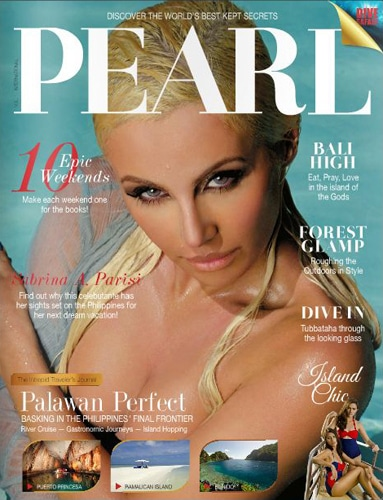 PEAL MAGAZINE by IRVIN RIVERA