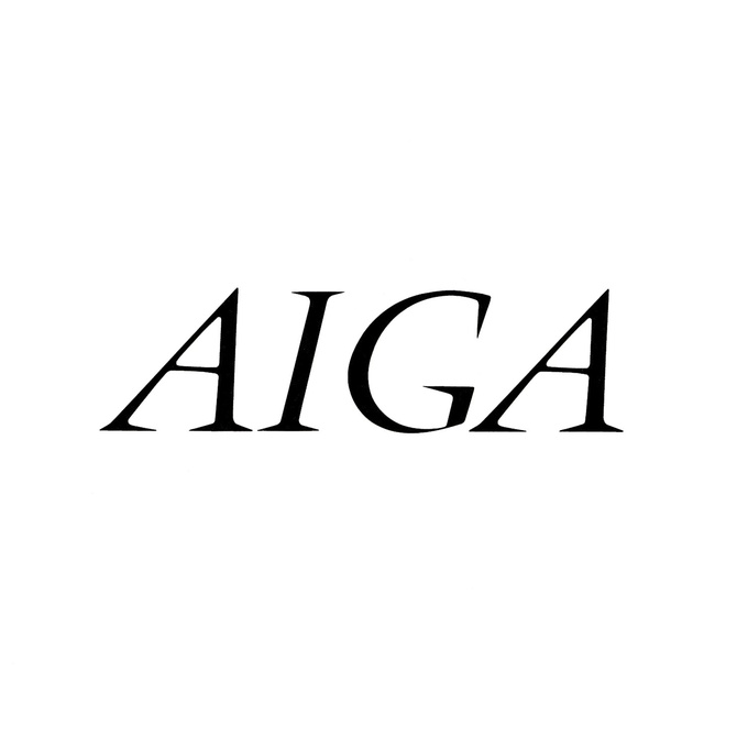 AIGA - American Institute of Graphic Arts - Logo Database - Graphis - american institute of graphic arts