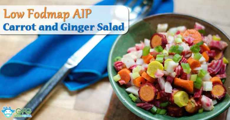 Paleo Carrot Gelatin Salad
