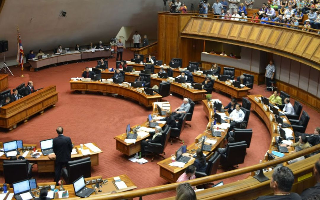 Hawaii Lawmakers Pass Illegal and Unfunded Bill