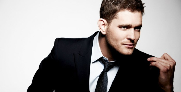 Michael Bublé World Tour - Singapore