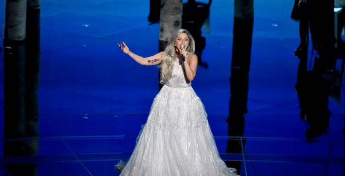 Lady Gaga pays tribute to The Sound of Music (photo: Google Images)