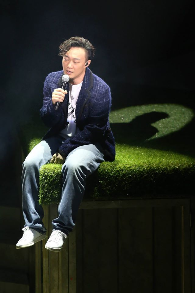 Image source: Eason Chan's facebook