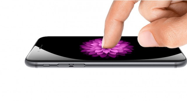Force Touch on the new iPhone 6S