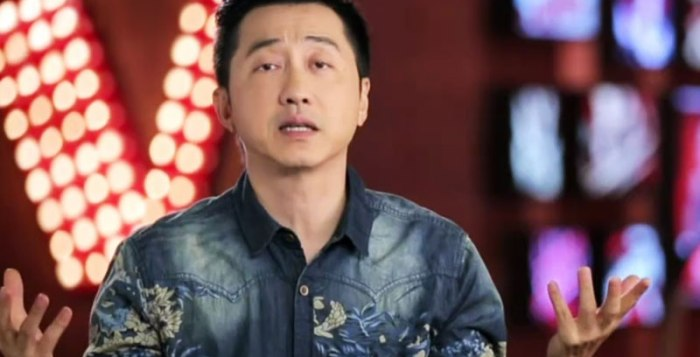 Harlem Yu in The Voice of China 4 Episode 9