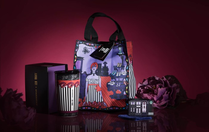 Anna Sui Starbuck complete set