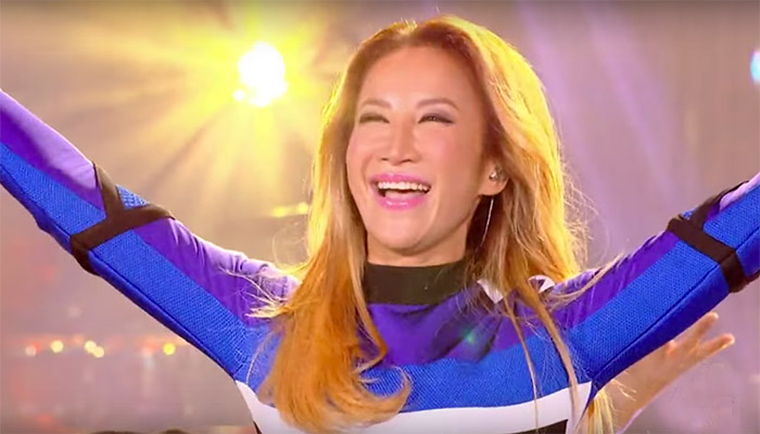 Coco Lee in I Am A Singer 4 Round 3