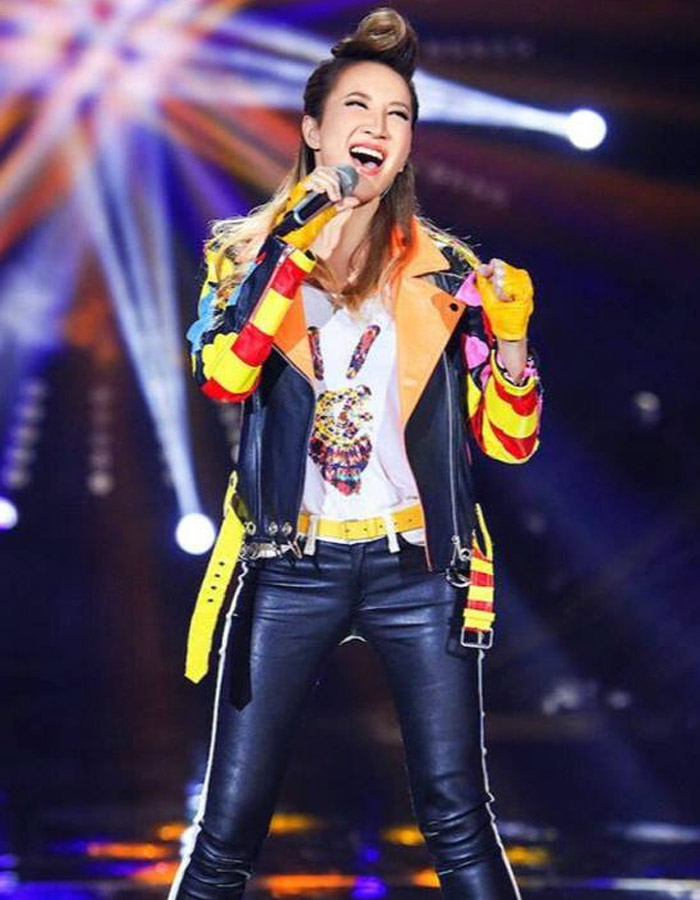Coco Lee in I Am A Singer 4 Round 6